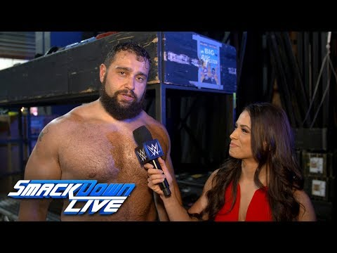 Rusev is ready for Money in the Bank: SmackDown Exclusive, June 12, 2018
