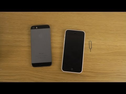 How To Insert Sim Card In iPhone 5C