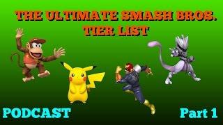 Smash bros ultimate tier list Videos - 9tube tv