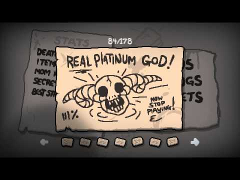 The Binding of Isaac: Rebirth ALL 178 Secrets! PS4