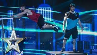 One Island Clan show off their impressive skills | Ireland's Got Talent 2019