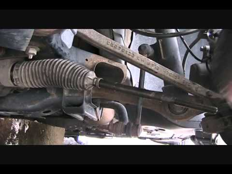 Inner And Outer Tie Rods Replace / Repair   Save $500.00