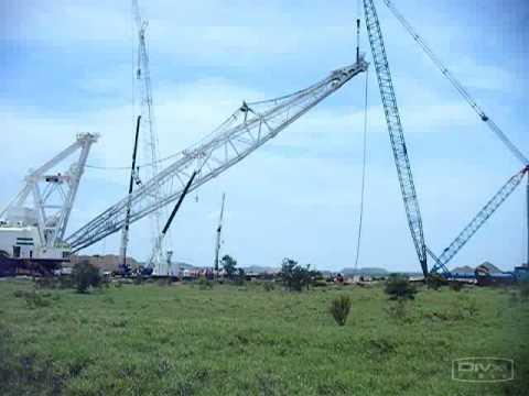 Crane Accident - Australia (NSFW - contains bad language)