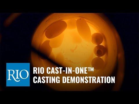 Rio Cast-In-One™ Casting Machine