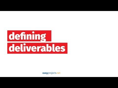 Project Scope: Defining Deliverables — Episode 13