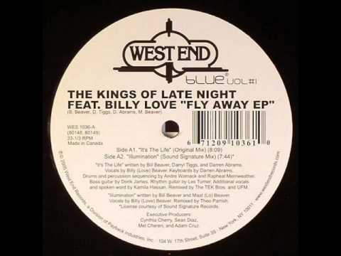 The Kings of Late Night - Illumination (Theo Parrish Sound Signature Mix)