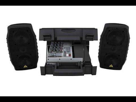 Suitcase Sound System