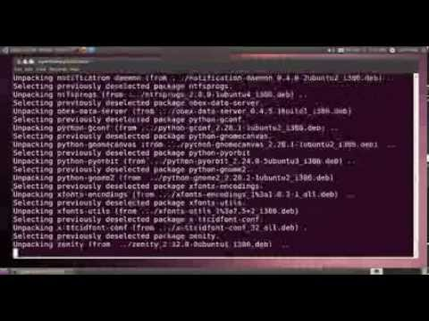 Creating and Using a CHROOT JAIL in Linux Ubuntu - Session 2