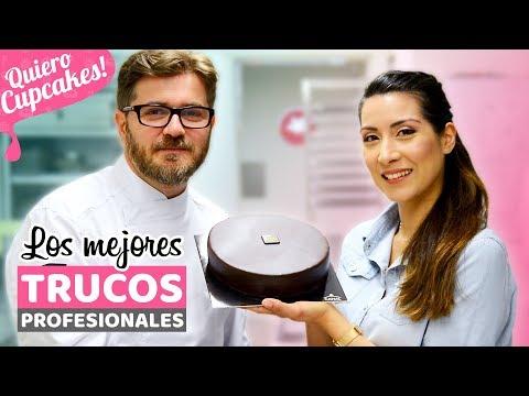 LOS SECRETOS DE LA TARTA SACHER | Pastelería Canal | Quiero Cupcakes!