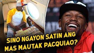 Download Manny Pacquiao NAUTAKAN nanaman ni Floyd Mayweather jr | Binayaran lang para Gawin ang ? Video