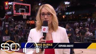 Doris Burke: