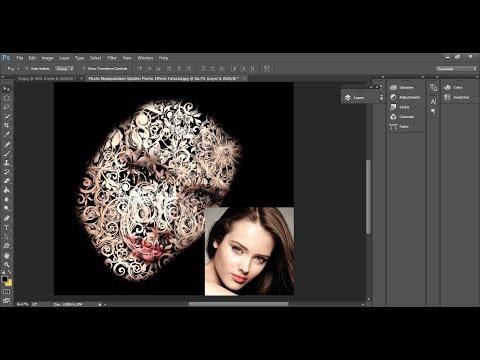 Dispersion photoshop manipulation tutorial | Splatter Photo Effects, Photo Editor