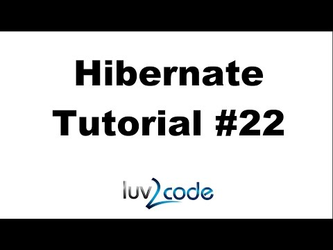 Hibernate Tutorial #22 - Update Objects - Overview