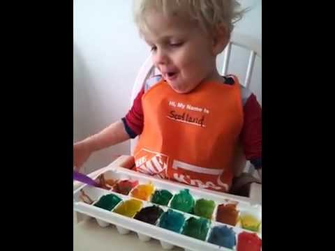 Yogurt Paint