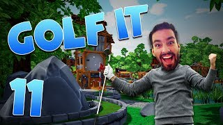 Is The Nannerman IRRITATED?! WUUT?! XD (Golf It #11)