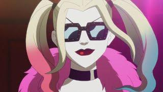 Harley Quinn AMV Billie Eilish - Bellyache