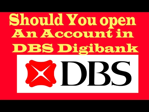 DBS Digibank Digisavings account with 7 % Interest Rate and Visa PAYWAYE technology debit card