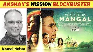 Mission Mangal review - Akshay Kumar, Vidya Balan, Tapsee Pannu, Sonakshi Sinha | Komal Nahta