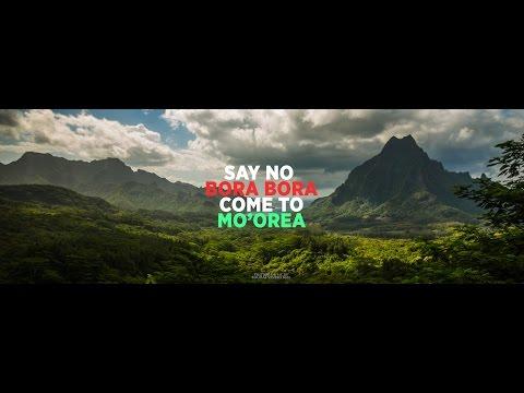 Travel French Polynesia Nature / Say No to Bora Bora ! Moorea & Marquesas Real Paradise