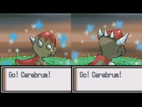 LIVE! Shiny Cranidos after 22,734 fossils revived in Pokémon Platinum! (+Evolution)