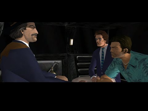 GTA Vice City - Mission #16 - Two Bit Hit (1080p)