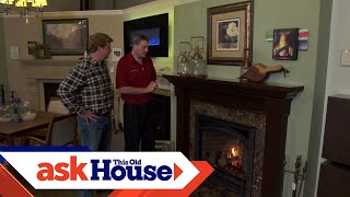 How to Choose a Home Fireplace