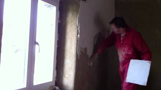 Lime Rendering and Lime Plastering Step By Step. ( with John Edwards.)