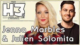 H3 Podcast #25 - Jenna Marbles & Julien Solomita