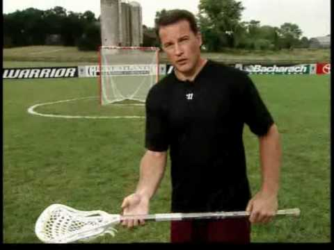 Lacrosse Tips - Stick Skills And Cradling
