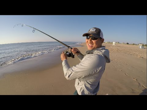 Surf Fishing: Catch fish in MINUTES!