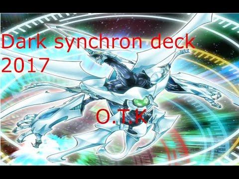 Yu-Gi-Oh pro  Shooting quasar dragon one turn K.O  Dark Synchron deck 2017  bigssssssss