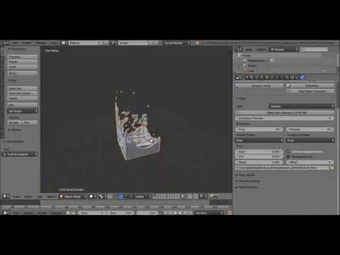 Getting Started with Blender's Fluid Simulator