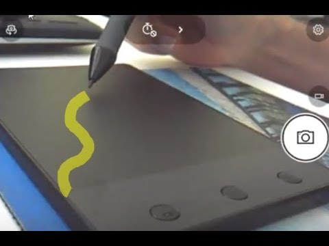 Huion H420 USB Graphics Drawing Tablet Board Kit Full Review With Live Cam