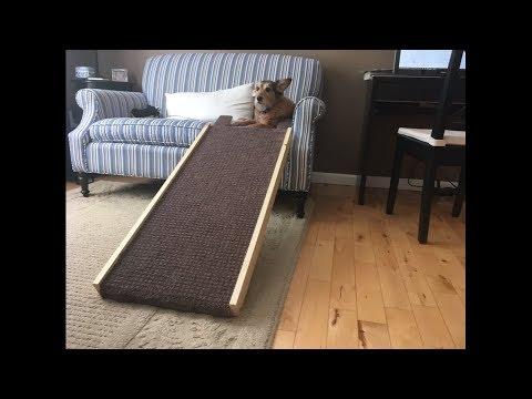 How to: Make a Dog Ramp