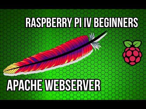 Raspberry Pi - Installing Apache web server