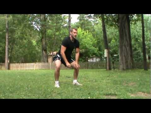 15 Minute Stamina Workout Day 1