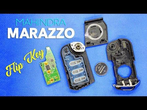 Mahindra Marazzo Flip Key