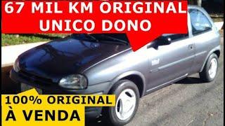 Corsa Wind à venda 95/96 todo original de fábrica único dono 67000 Km