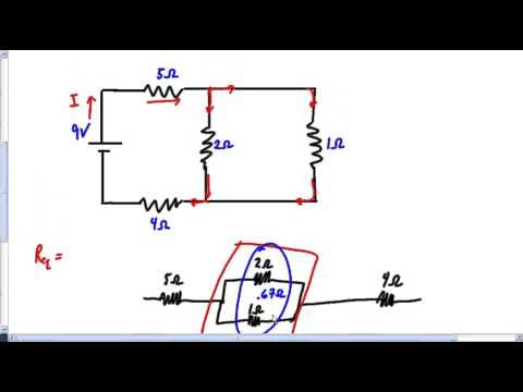 Physics Unit 15.3 Power in Series and Parallel Circuits