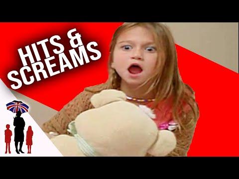 6 yr old Pushes, Screams & Hits Mom   Supernanny