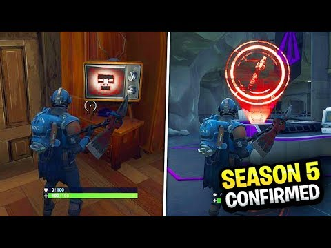 IT'S HAPPENING AGAIN! Fortnite Emergancy Broadcast & MORE Reveal ALL! Fortnite Season 5 LEAKED!
