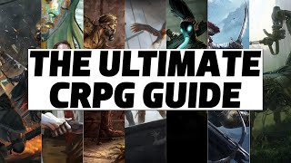 A review of every major CRPG from the last ten years