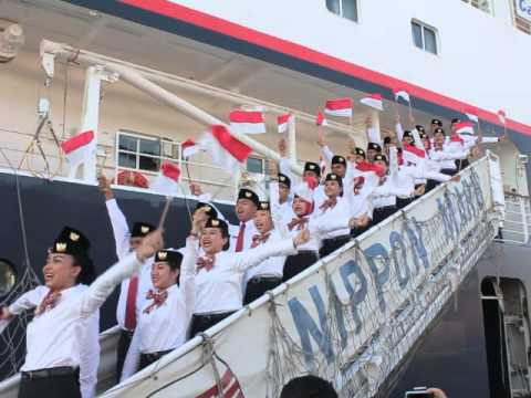 Gangway Cheers (Malaysia Port-of-Call)