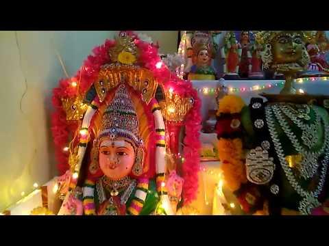 Navarathri golu 2017 (saptha kannigal temple and pachaiamman temple)