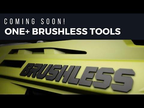 RYOBI Brushless Tools Teaser