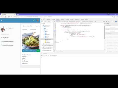 Web Development Project Demo