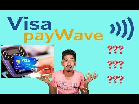 Visa PayWave Debit Card India | How to use Visa PayWave ? [In Hindi]