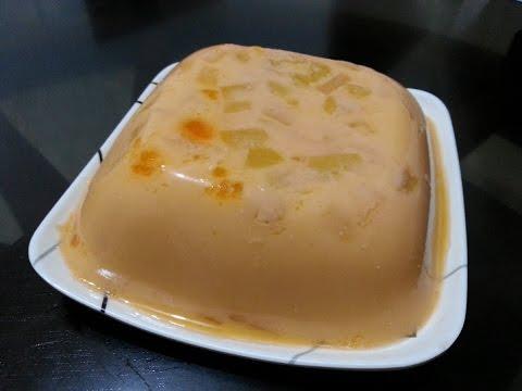 HOW TO MAKE SIMPLE FILIPINO GULAMAN (easy gelatin recipe)
