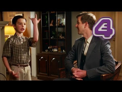 Sheldon's Playing Dungeons & Dragons, And His Mum Is VERY Concerned | Young Sheldon