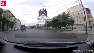 Бездействие полиции Красноярск 17.07.2018